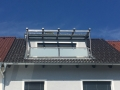Balkonvordach