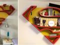 Superman-Regal